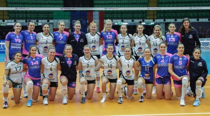 CEV CUP: Monza 3 – 0 Perg (Gallery)